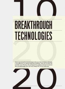 麻省理工科技评论2020全球十大突破性技术出炉