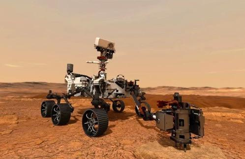 NASA命名新火星探测器为毅力号 2020年7月发射到火星