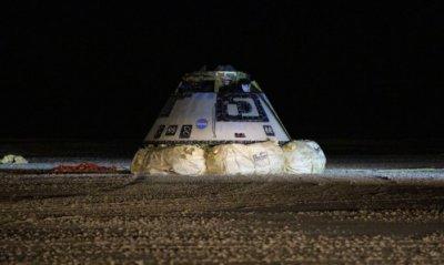 NASA完成波音载人宇宙飞船试飞失败调查工作