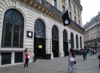 存在反竞争行为,法国对苹果公司罚款11亿欧元