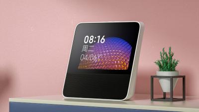 多功能桌面智能大屏 Redmi小爱触屏音箱8英寸发布
