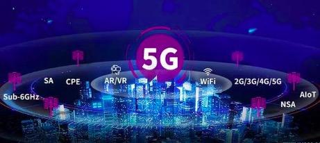 5G建设受疫情影响小 多城市实现主城区5G全覆盖