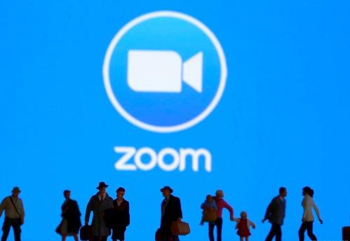 谷歌员工在电脑安装和使用视频会议软件Zoom