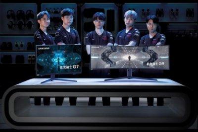 三星电子成为T1俱乐部官方显示设备合作伙伴