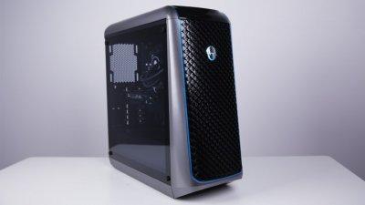 雷神游戏主机911黑武士三代评测 618值得购入的高配置台式机