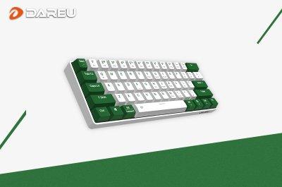 小巧机身 灵动双模 �达尔优发布EK861双模机械键盘
