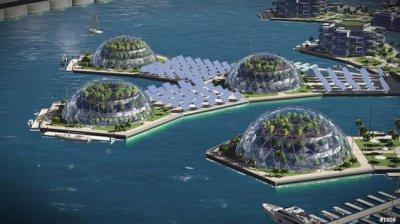 新冠疫情促使美国硅谷精英再燃梦想:海上乌托邦!