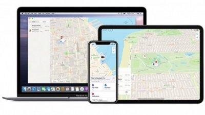 苹果帮助找回丢失设备 开放苹果设备组成的众包网络