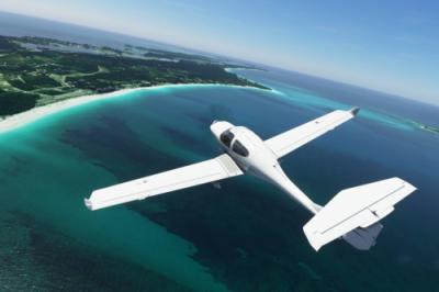 《微软飞行模拟》爆火 华硕B450重炮手带你遨游世界