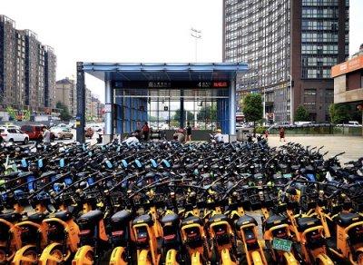 电单车大战打响 非理性投放成行业最大挑战