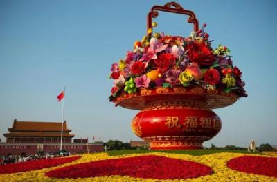 2020年:现在所有目光都聚集到了中国的黄金周上