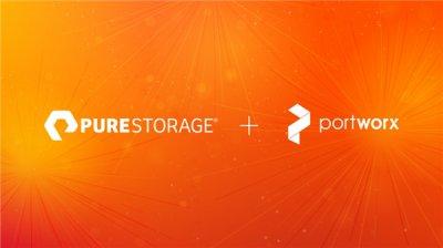 Pure Storage宣布收购Portworx 收购金额达3.7亿美元