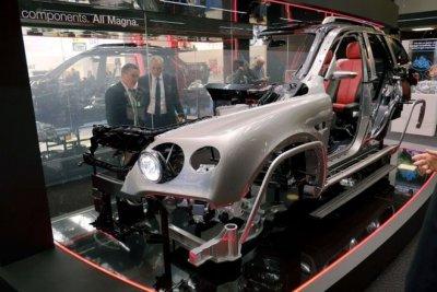 全球最大汽车零部件供应商麦格纳或为苹果代工造车