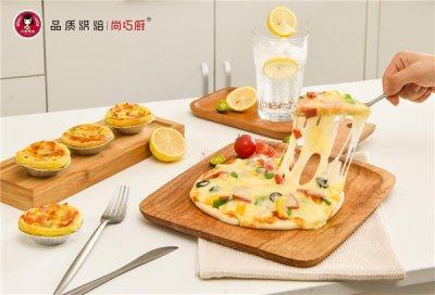突破品质烘焙想象 天猫冠军烘焙品牌尚巧厨的产业启示