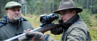 我在波兰猎野猪――红外热像仪初体验(图)