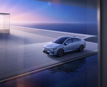 全球首款量产激光雷达智能汽车小鹏P5天猫首发预订