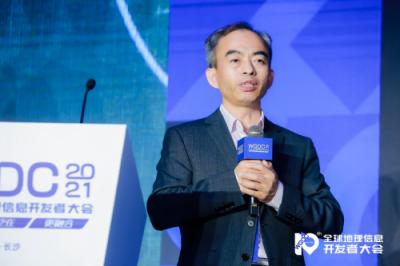 腾讯郭殿升:数字地图正成为智慧城市、数字中国的核心基础