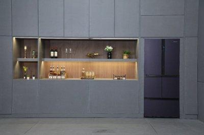 超5成高端用户选择她!不止因为冰箱,更因为这套厨房!