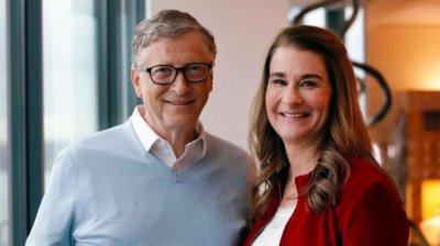 比尔盖茨和梅琳达离婚请求被正式批准结束27年婚姻