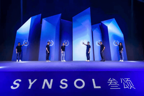 几何科技发布新品牌SYNSOL叁颂 推动健康检测产品普及