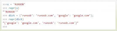 云计算开发:Python内置函数-repr()函数详解
