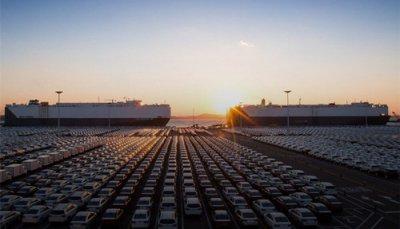 现代汽车及起亚2021年8月份美国销量同比大幅下滑