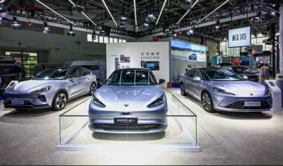 打造数字化智能汽车新标杆 极狐亮相2021世界智能网联汽车大会