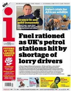 英国能源危机刺激了英国民众对电动汽车的兴趣和需求